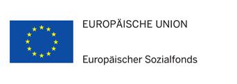 Logo Europäische Union - Europäischer Sozialfonds