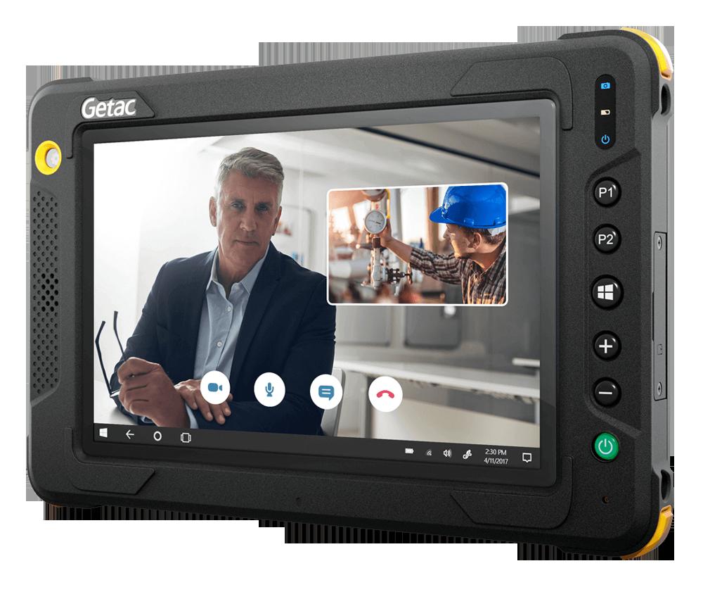 Getac EX80 - Kamera