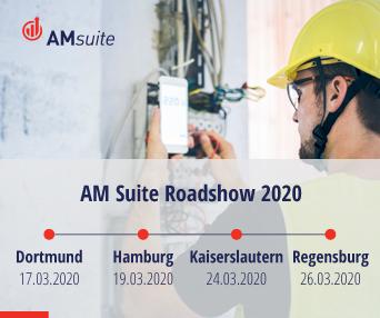 AM Suite Roadshow 2020