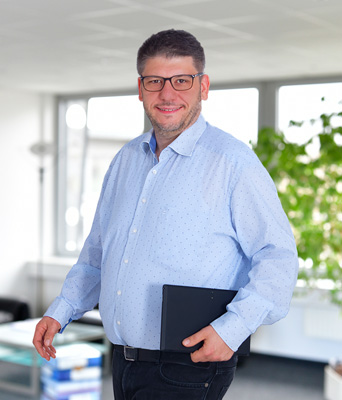 Ansprechpartner Christoph Dörr