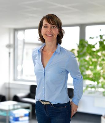 Geschäftsführerin Stefanie Mollemeier