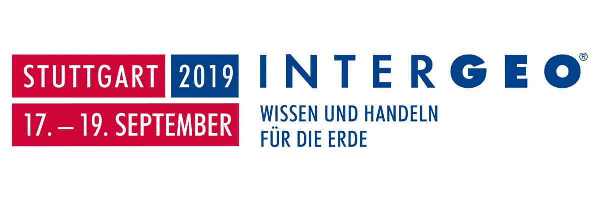 Intergeo 2019 in Stuttgart