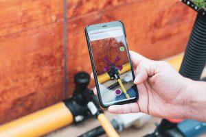 NAVA Einmessung mit dem Smartphone