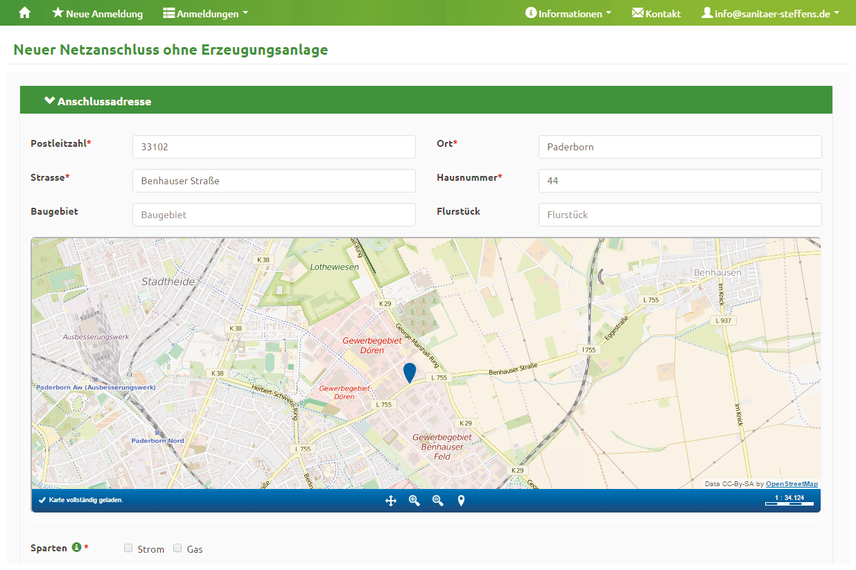 ENM Portal