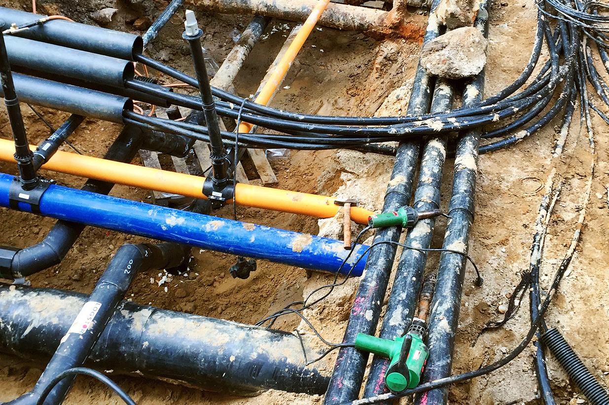 Multi Utility - Strom, Gas, Wasser