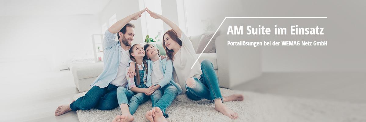 Webinar AM Suite – Portallösungen bei der WEMAG Netz GmbH